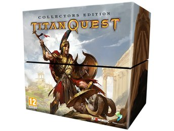 Titan Quest Collector's Edition