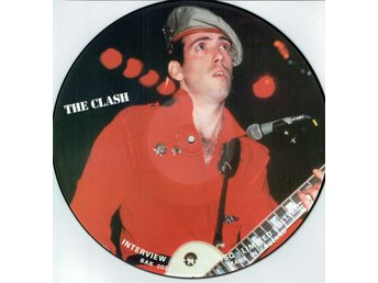 THE CLASH - INTERVIEW PIC DISC (LTD EDT) LP