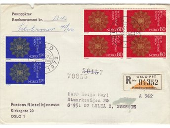 fdc norge 1972