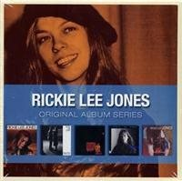 Jones Rickie Lee: Original album series 1979-95 (5 CD)