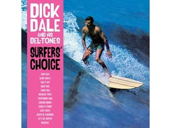 Dale Dick & His Del-Tones: Surfer's choice (Vinyl LP)