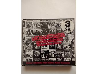 "the Rolling Stones ""Singles collection - the London years"" 3 CD + booklet"