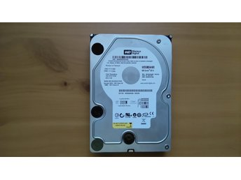 "Western Digital 500GB 3,5"" IDE 7200 RPM"