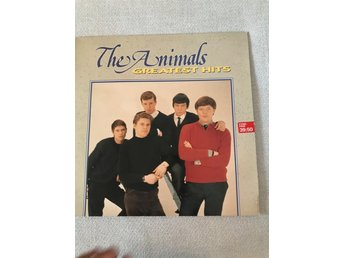 LP The Animals, greatest hits