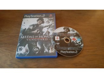 MEDAL OF HONOR VANGUARD PS2 BEG