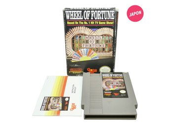 Wheel of Fortune (USA / NES)
