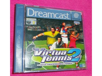 Virtua tennis 2 komplett