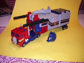 Optimus Prime - Transformers ledare