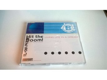Hit The Boom! - Living Life In A Dream, CD