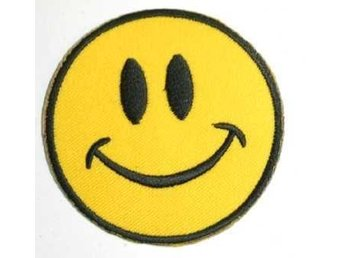 TYGMÄRKEN - SMILEY #modell 826_1
