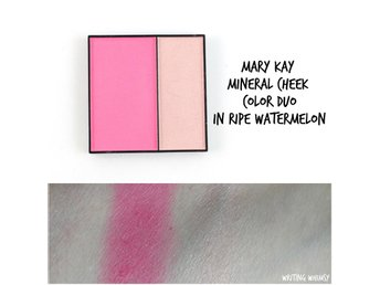 Mary kay mineral cheek color duo Ripe Watermelon- 2,5 g .New