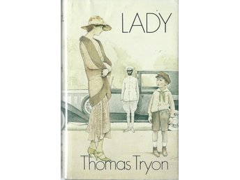 LADY - Thomas Tryon   ( INBUNDEN )