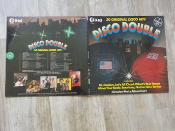 30 Original Disco Hits Lp