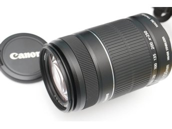 Canon EF-S 55-250mm 1:4-5.6 IS II 55-250 II