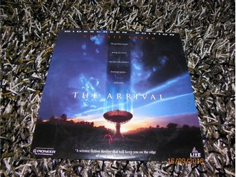 The arrival - AC-3- Widescreen edition - 1st Laserdisc