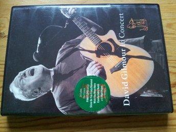 DAVID GILMOUR (PINK FLOYD) - IN CONCERT (DVD) 02 - Hägersten - DAVID GILMOUR (PINK FLOYD) - IN CONCERT (DVD) 02 - Hägersten