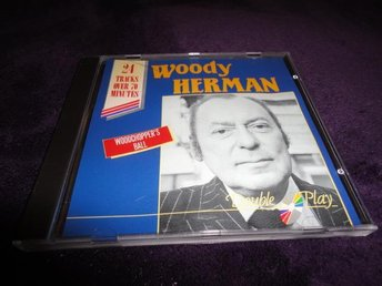 WOODY HERMAN -- WOODCHOPPER´S BALL (24 SPÅR)