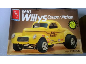 AMT -40 Willys Coupe/Pickup