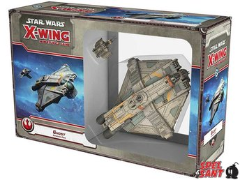 Star Wars X-Wing Miniatures Game Ghost Expansion