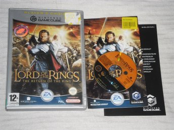 Nintendo GameCube: Lord of the Rings Return of the King