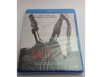SAW VI - Bluray - region B