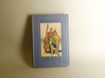 Peeps at many lands: India