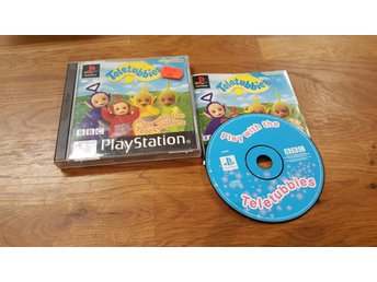 PLAY WITH TELETUBBIES BEG PS1
