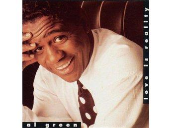 Al Green - Love Is Reality (1992) CD, Word 701927160X, OOP, Classic Soul/Funk - Ekerö - Al Green - Love Is Reality (1992) CD, Word 701927160X, OOP, Classic Soul/Funk - Ekerö