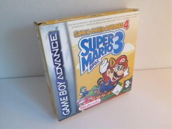Super Mario Bros. 3, Super Mario Advance 4 till Gameboy Advance GBA