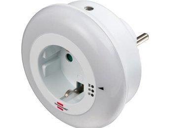 Brennenstuhl Automatisk LED-nattlampa 230V - Nossebro - Brennenstuhl Automatisk LED-nattlampa 230V - Nossebro