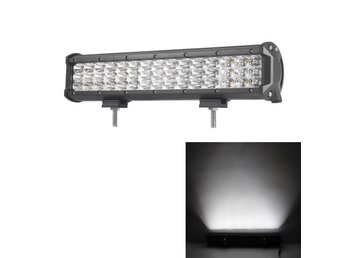Ljusramp fordon LED - 180 Watt, Combo 18000 LM