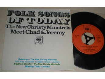 New Christy Minstrels meet Chad & Jeremy EP/PS 196? VG++