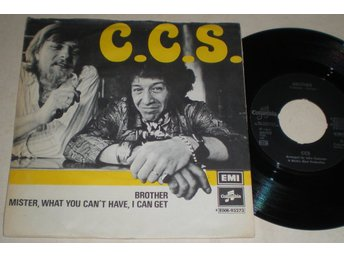 C.C.S. 45/PS Brother 1972 VG++