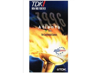 ATLANTA 1996 the Centennial Games - TDK / Eurosport