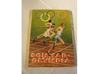 De Olympiska Spelen i Berlin 1936 / SOMMAR-OLYMPIA av Mr Jones