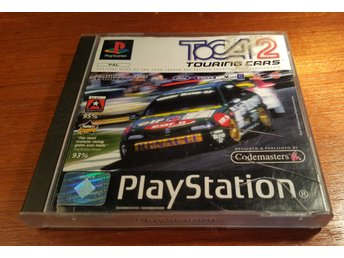 Toca 2 Touring Cars - Komplett - PS1 / Playstation 1