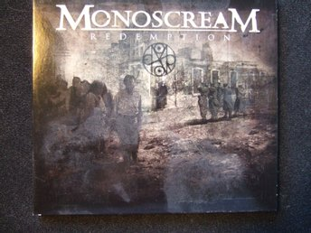 CD - MONOSCREAM. Redemption. 2011