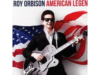 Orbison Roy: American legend (Vinyl LP)