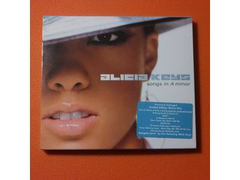 Alicia Keys - Songs In A Minor - Dubbel-cd - Slipcase