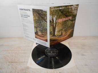 Toots Thielemans And His Orchestra - Contrasts UK Orig-66 TOPPEX !!!!!