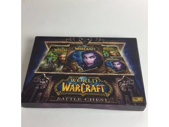 Blizzard Entertainment, World of warrcraft expansion packs, Flerfärgad