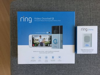 Ring Video Dorrbell (version 2).
