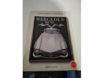 Mercedes posters book