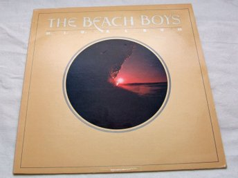 The Beach Boys - M.I.U. Album - Vinyl-LP från 1978 i felfritt skick