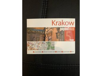 Krakow pop up karta