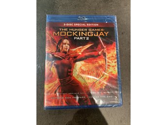 The hunger games: mockingjay part 2 (2015) Blu-ray