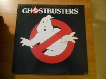 GHOSTBUSTERS: ORIGINAL SOUNDTRACK.-LP.