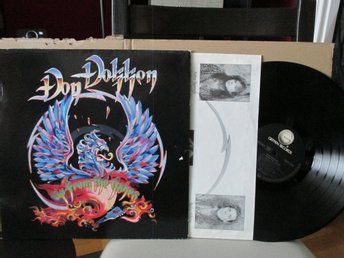 Don Dokken - Up From The Ashes - 1990 (HR/USA/J.Norum/M.Dee/P.Baltes/B.White)