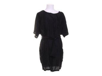 acne klänning svart
