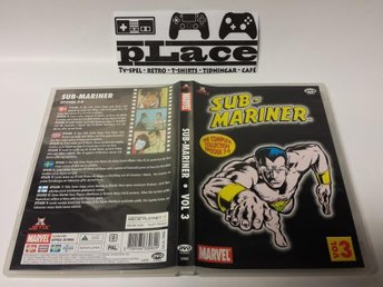 Sub-Mariner - Vol. 3 DVD